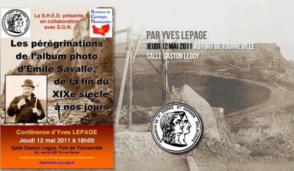 Affiche_Lepage_2011_Album_Savalle