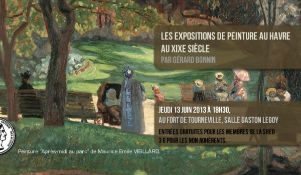Les Expositions de peinture au Havre au XIXe siècle