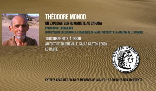 Théodore Monod : un explorateur humaniste au Sahara