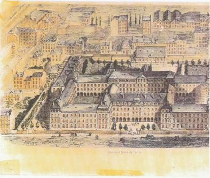 Lycée impérial plan1