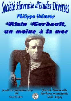Affiche Alain Gerbault